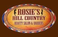 Rosie's Hill Country Beauty Salon & Barber